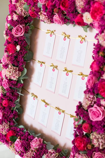 Boutique Blooms, floral design, styling, surrey wedding, surreu wedding stylist, flower frame, flower table plan