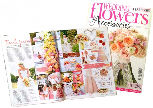 Boutique Blooms Floral Design & Styling, wedding flowers surrey, peach wedding flowers