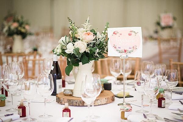 A Pretty Spring Surrey Garden Wedding Blog Boutique Blooms